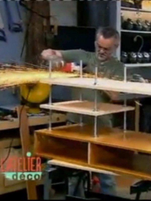 ATELIER DECO meuble TV