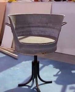 ATELIER DECO fauteuil original