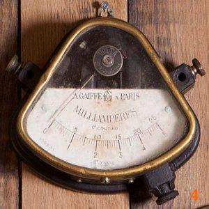 Ampèremètre A.Gaiffe Authentique