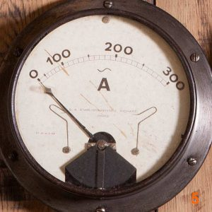 Ampèremètre J. Richard