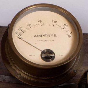 Ampèremètre L. Bonvoisin