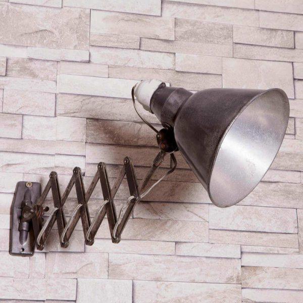 Lampe murale accordéon Mazda