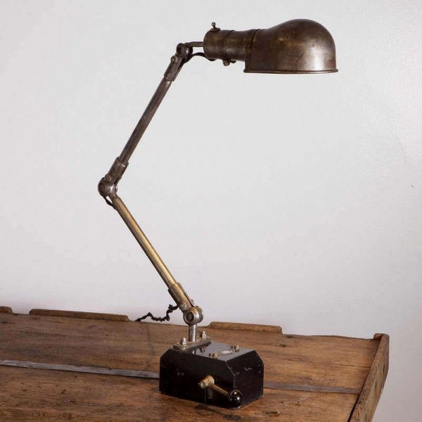Lampe atelier USA