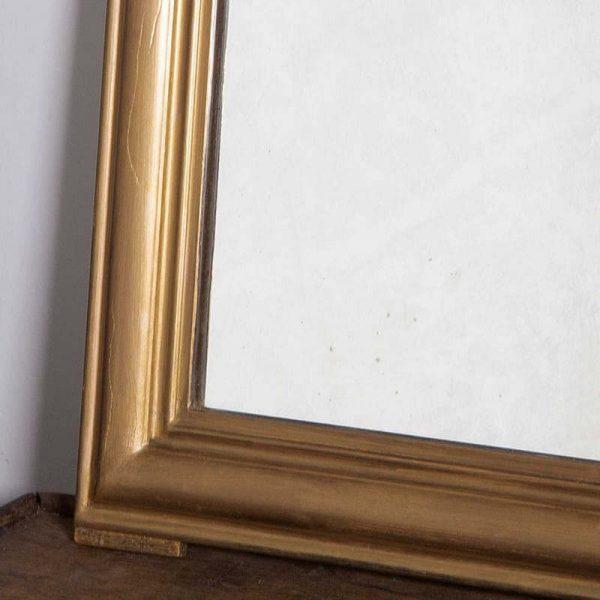 Miroir Amboise - Encadrement doré