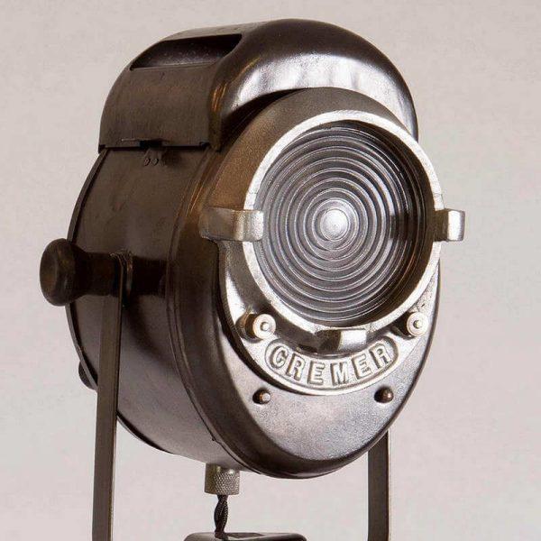 Authentique Projecteur Cremer 7 cm