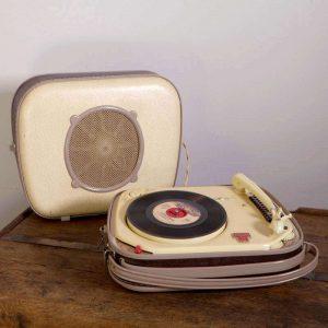 Tourne-disque Teppaz Vintage