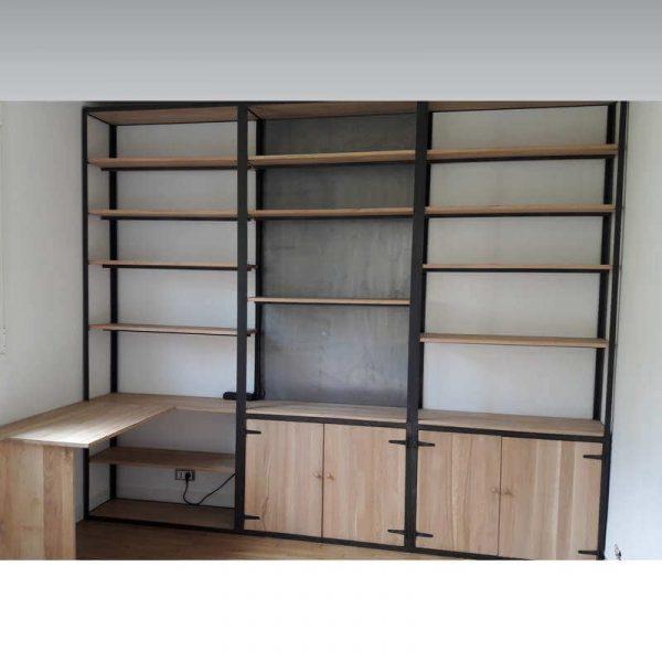 Bibliothèque Industrielle BRAVO GOLF