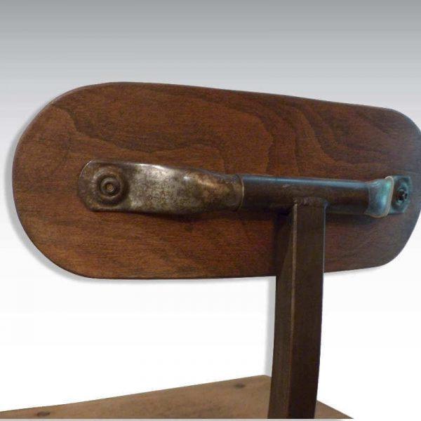 Chaise Bienaise pieds tube