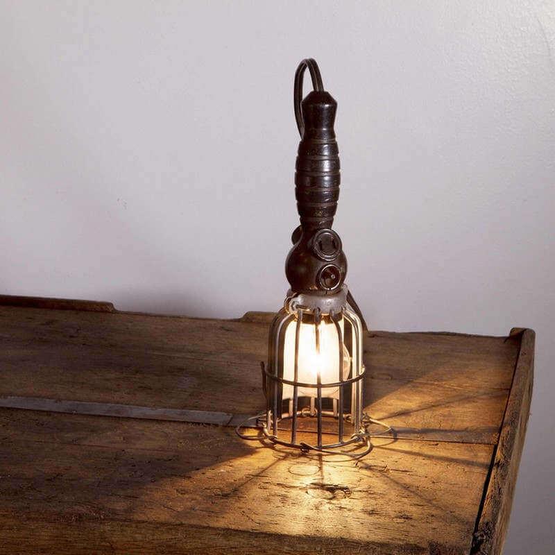 Baladeuse, lampe O'range Metalic