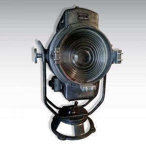 Projecteur vintage O-range Metalic