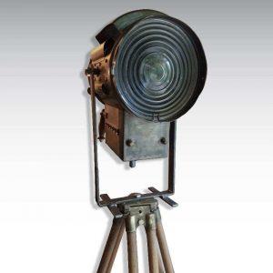 Projecteur Gruber circa 1930