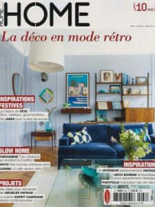 Home - Revue de presse Orange Metalic - la déco en mode rétro
