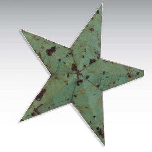 Étoile Amish Verte