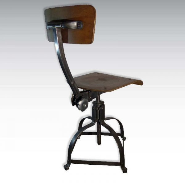 Chaise d'atelier Bienaise 1956