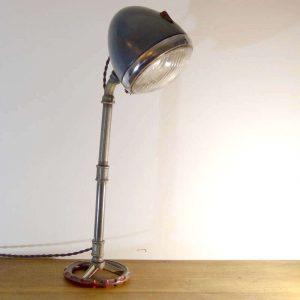 Lampe phare de 2CV