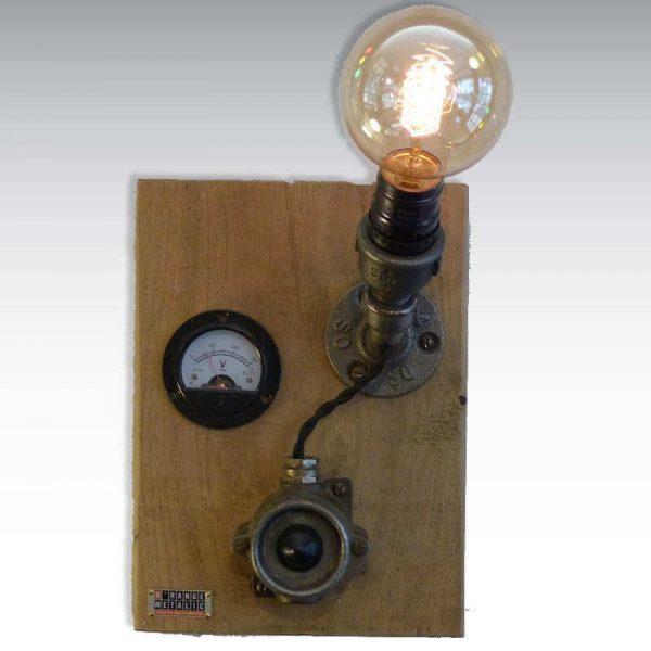 """Lampe """"Voltmètre"""""""