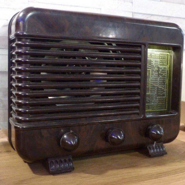 Radio vintage bakélite Bluetooth