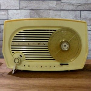 Radio vintage Philips Bluetooth