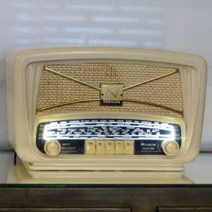 Ancienne radio Radialva bluetooth