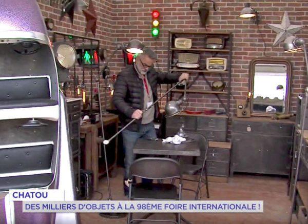 TV78 Foire de Chatou