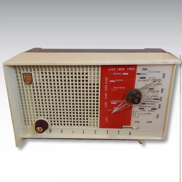 Radio vintage Bluetooth Philips
