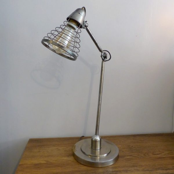 ancienne lampe atelier mazda idée lampe bureau industrielle