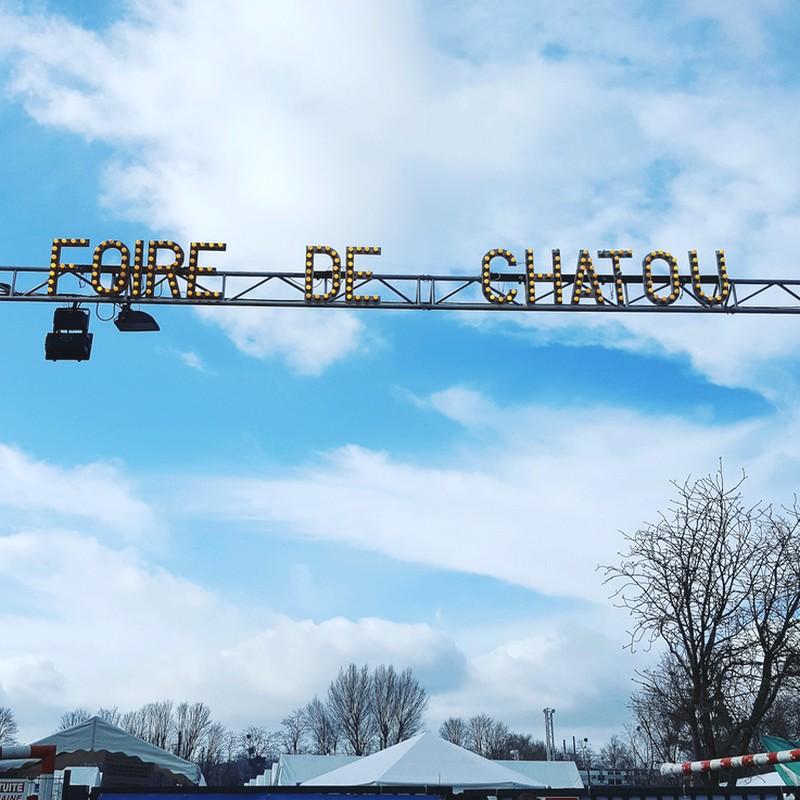 Foire de Chatou: un peu d'histoire...