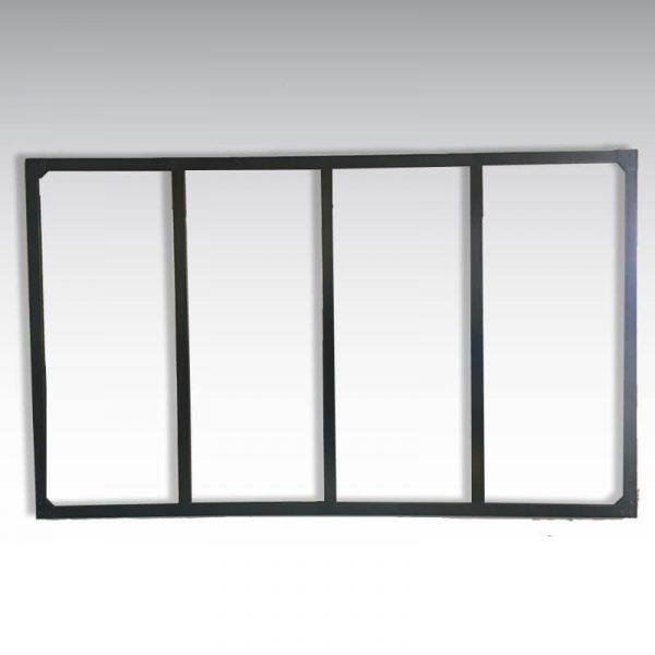 miroir verriere acier industriel