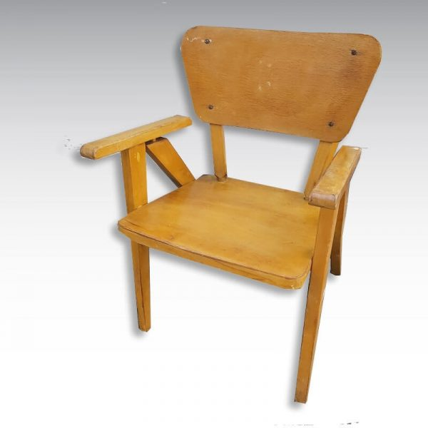 chaise accoudoir enfant