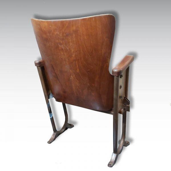 fauteuil de cinéma circa 1950