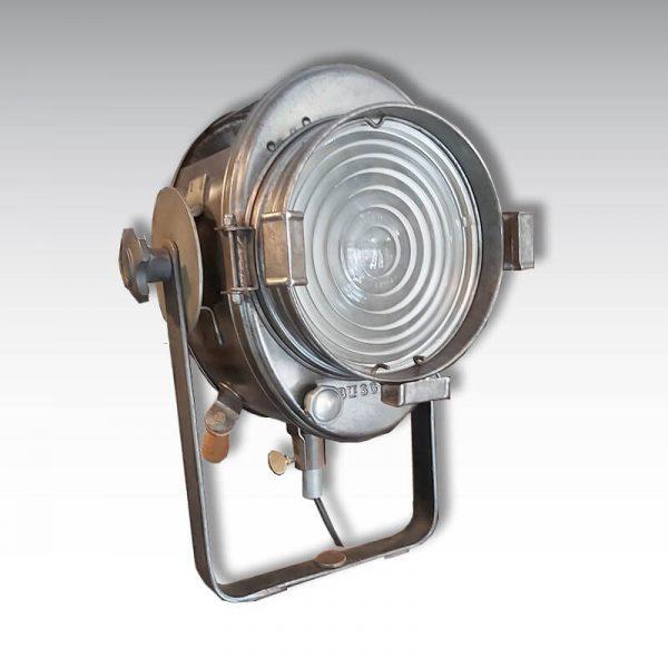 projecteur Cremer 16cm poignée bois chariot variation flux lumineux