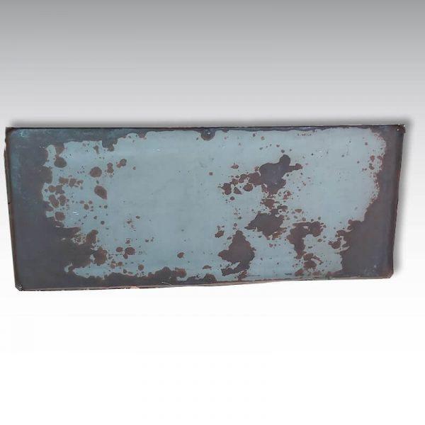ancienne plaque tole dubonnet quinquina