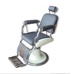 authentique fauteuil de barbier marque Belmont