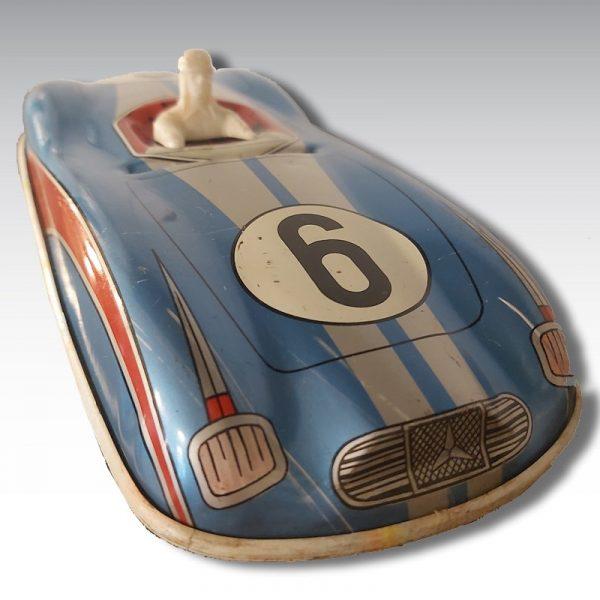 voiture de course jouet montblanc joustra jouet en tole modele mercedes